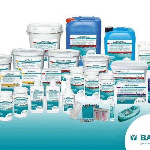 Producto químico Bayrol